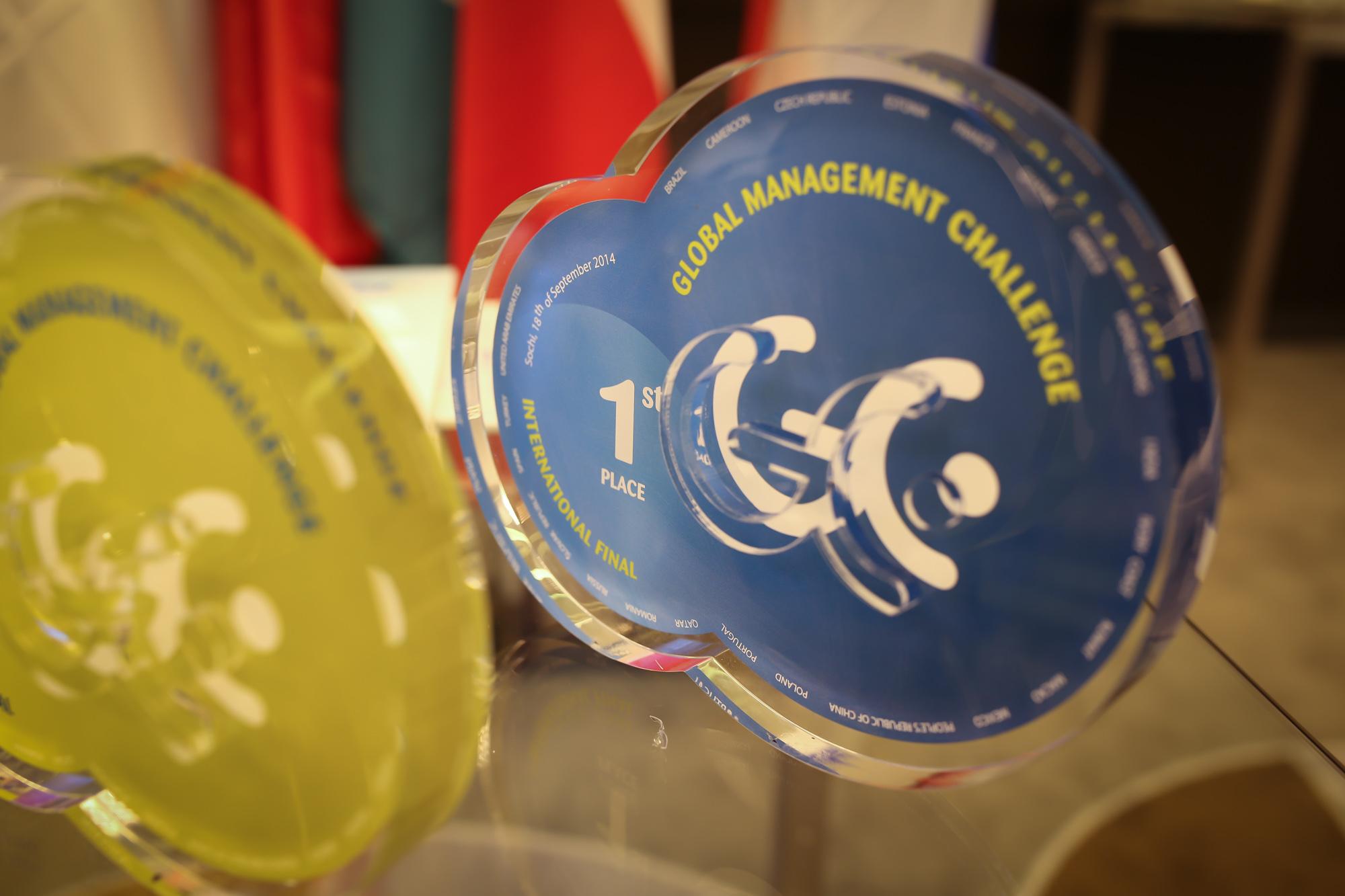 Новости GMC Россия: Итоги мирового финала Global Management Challenge